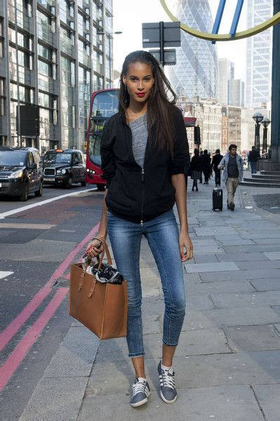 31 Best Images About French Model Cindy Bruna On