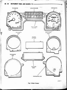 Jeep Wrangler Instrument Cluster Manual  U2013 Jedi Com