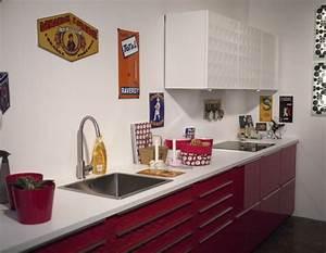 Deco Cuisine Ikea : cuisines ikea la nouvelle metod mademoiselle d co blog d co ~ Teatrodelosmanantiales.com Idées de Décoration