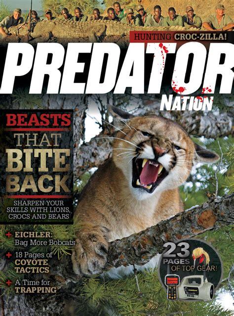 predator nation hunting