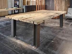 Rustikale Esstische Holz : mitrei end esstisch selber bauen eiche ahnung 1453 ~ Indierocktalk.com Haus und Dekorationen