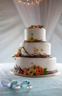 rustic wedding cakes fall wedding cakes rustic wedding chic