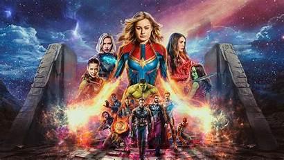 Marvel Captain Endgame Avengers 1080 1920
