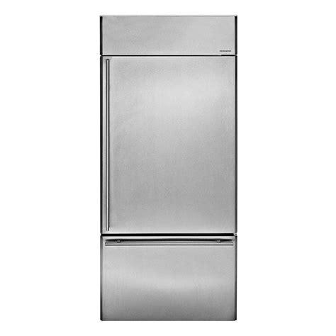 shop  ge monogram zicsnrrh bottom freezer urbanez