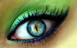 Human Cat Eyes
