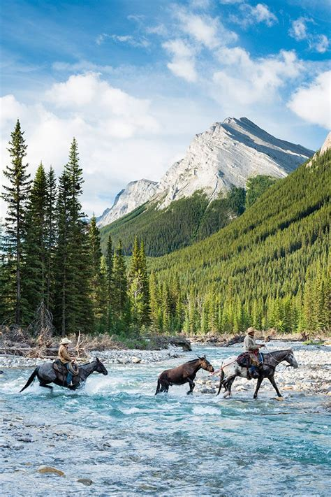 Banff National Park Camping And Hiking Best Time To Visit