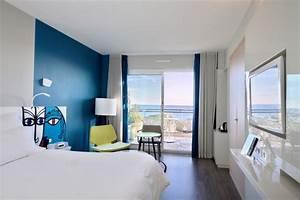 chambre bleu turquoise et taupe excellent avantaprs duune With chambre bleu et beige