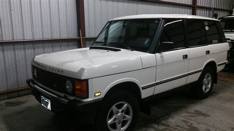 classic land rover 1995 land rover range rover classic for sale near colorado