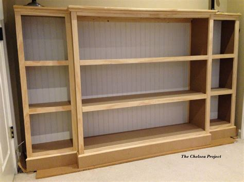 how to build a bookshelf how to build a bookcase to fit your space diy how to