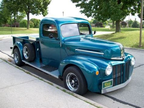 Find Used Ford Hot Rod Pickup Truck Green Bay