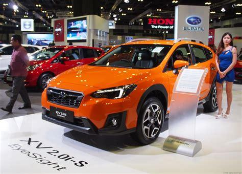 Subaru Eyesight, Safety System Developed By Subaru