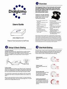 Dialgizmo Manual