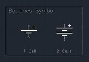 Batteries Symbol