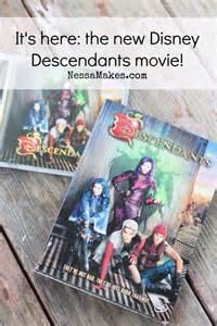 Disney Descendants Movie