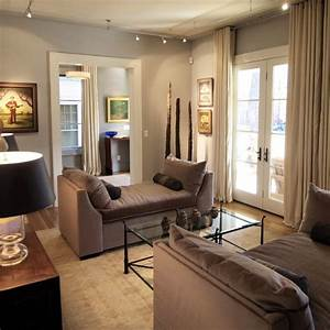 Track lighting in living room settees home pinterest for Track lighting in living room