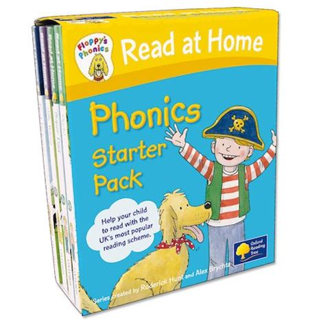 Read At Home Floppy's Phonics Starter Pack  Scholastic Kids' Club