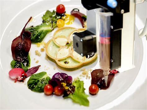 home 3d cuisine 3d food printed food ink diorama