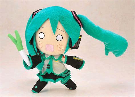 buy plush dolls nendoroid  plushie series  miku