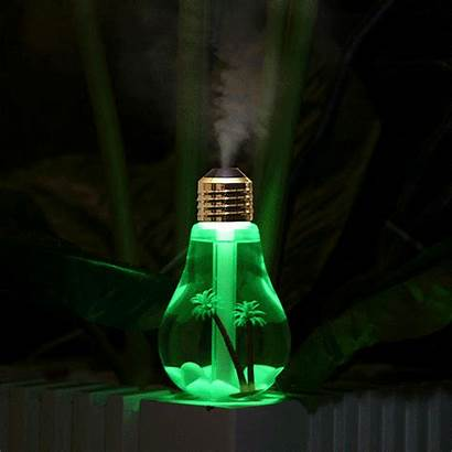 Diffuser Bulb Humidifier Usb Lamp Aromatherapy Newest
