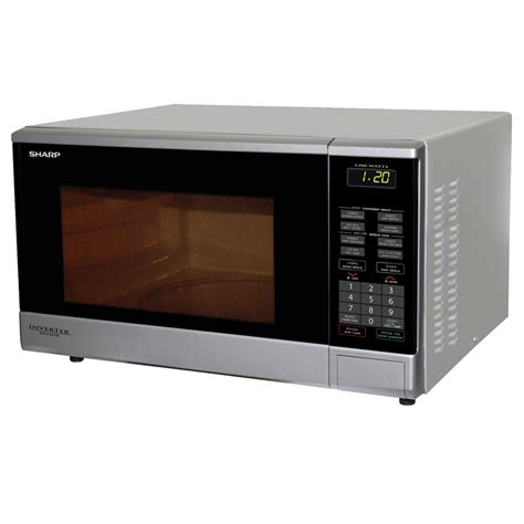Sharp Microwave Oven R380VS at Esquire Electronics Ltd