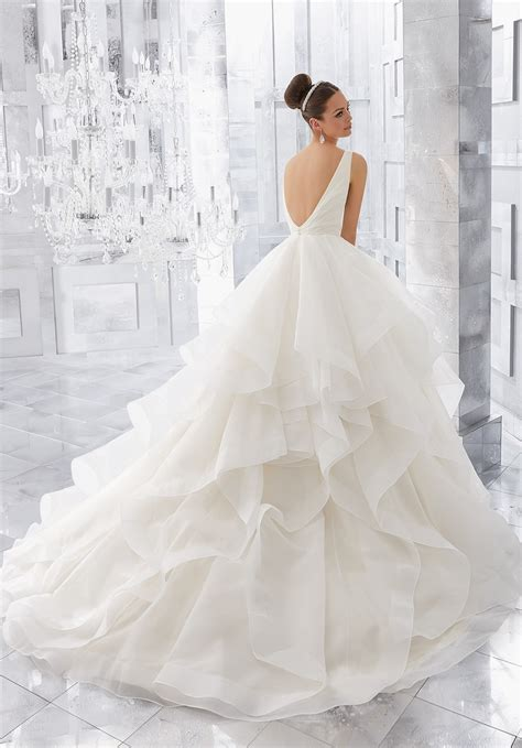 Mori Lee 5577 Milly Wedding Dress