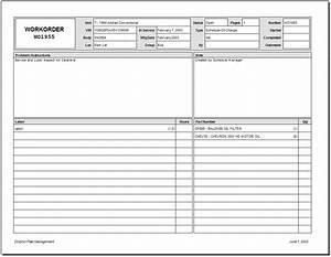 mechanic job card template 7 best professional templates With job card template mechanic