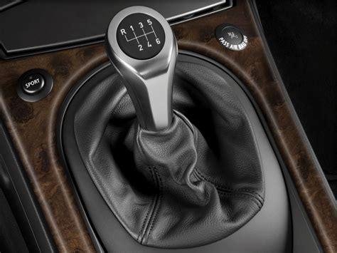 2008 Bmw Z4-series 2-door Coupe 3.0si Gear Shift