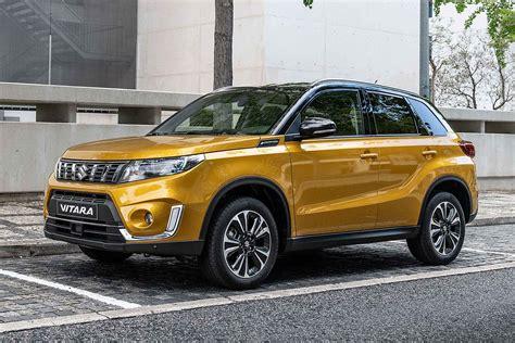 Updated Suzuki Vitara Ditches Diesel, Gains New Boosterjet