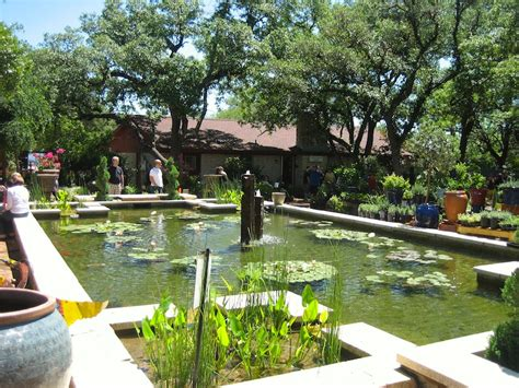 hill country water gardens way out west