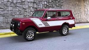 1980 International Scout Ii For Sale