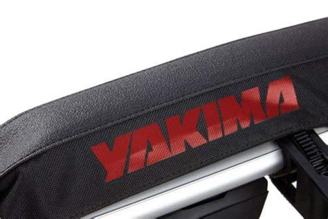 yakima aero crossbar pads   yakima watersport rack