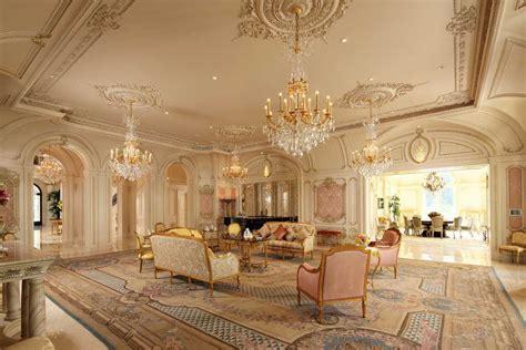J.w. Home Interior : The Baroque Style Decor To Any Interior Design Ideas