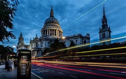 London Desktop Wallpapers Paul Screensavers Cathedral Macbook