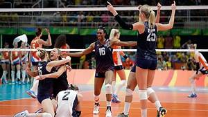 USA women's volleyball takes home bronze | NBC Olympics