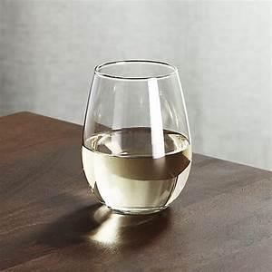 Stemless, White, Wine, Glass, 11, 75, Oz