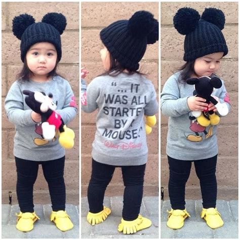 Teehee cute Disney outfit | Children | Pinterest | Babies Future and Babies clothes