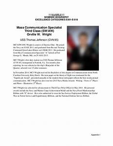 Famous usmc biography template contemporary example for Air force bio template
