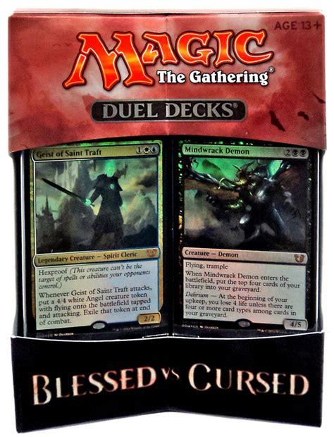 mtg world chionship decks wiki mtg duel decks blessed vs cursed blessed vs cursed duel