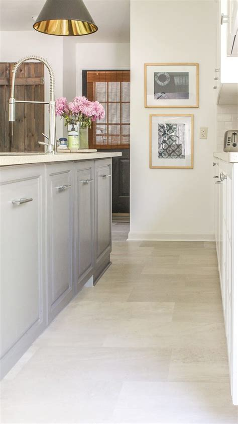 beautiful peel  stick floor tile ideas