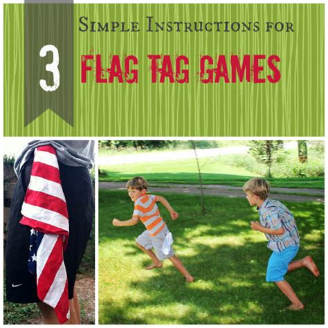 what is a fun game to play at christmas with family three flag tag to help your burn some energy my adventures