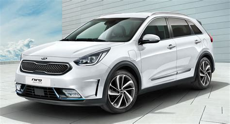 Kia Niro Phev Presented, Goes On Sale In Europe This Year