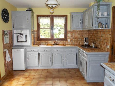 modele de cuisine en bois modele de cuisine en bois repeinte id 233 e cuisine