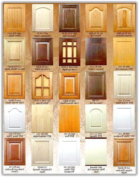 kitchen cabinet door styles options home design ideas