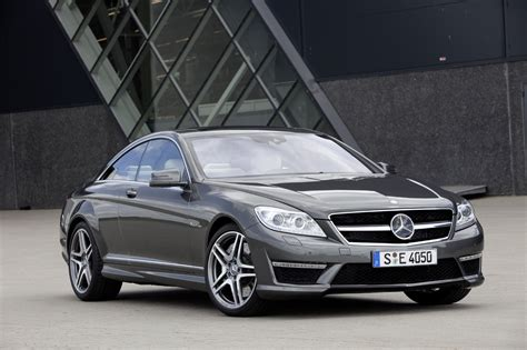 2011 Mercedes Cl63 Amg And Cl65 Amg Official Info And