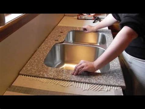 lazy granite kitchen countertop installation 1