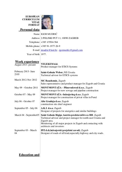 American Resume Format 2015 by Free Resume Templates Philippines Format Exle Simple Mla 8 Format Teach2 Us Cv 2015