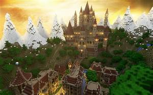 Ten Epic Minecraft Castles For Inspiration Minecraft