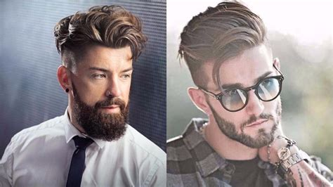 10 New Super Sexy Hairstyles For Men 2017-2018-new