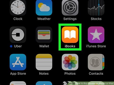 how to buy books on iphone how to buy ibooks on iphone or 6 steps with pictures