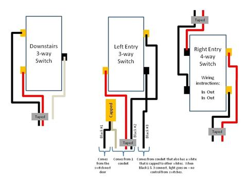 leviton 3 way dimmer switch wiring diagram leviton